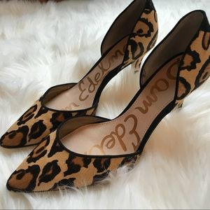 Sam Edelman Opal Animal Print